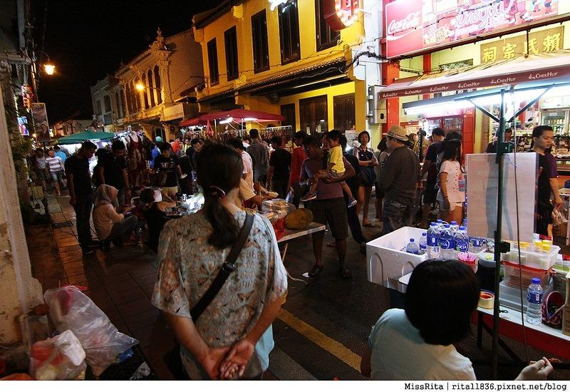 馬來西亞 馬六甲好玩 雞場街 雞場街夜市 地理學家咖啡館35