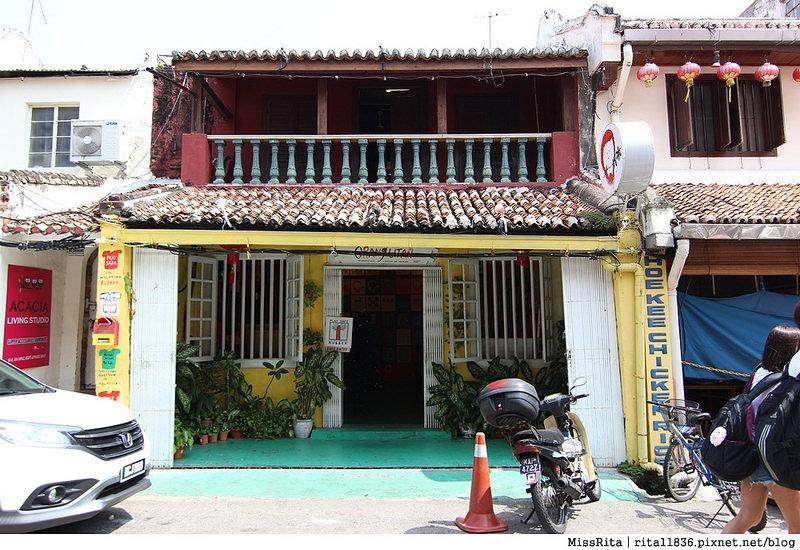 馬來西亞 馬六甲好玩 雞場街 雞場街夜市 地理學家咖啡館28