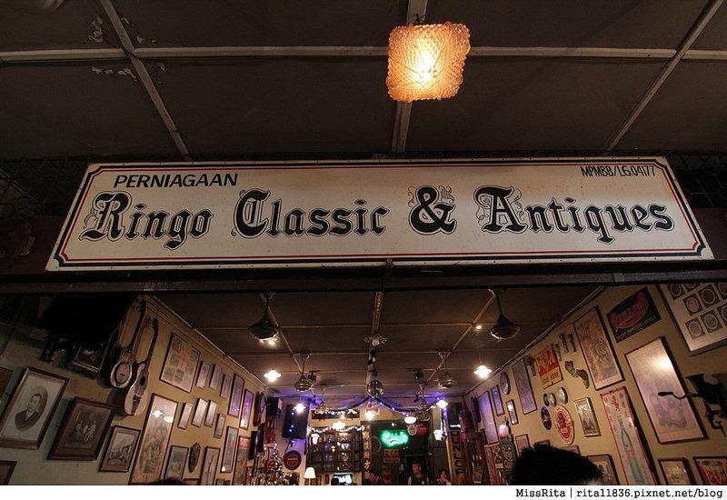 馬來西亞 馬六甲好玩 雞場街 雞場街夜市 地理學家咖啡館41