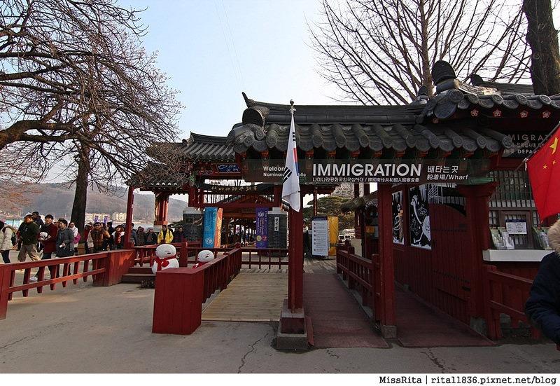 韓國 旅遊 韓國好玩 韓國 南怡島 韓劇景點 冬季戀歌場景 南怡島2