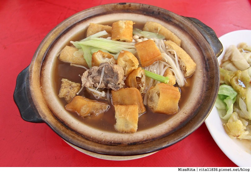 馬來西亞美食 馬六甲美食 肉骨茶 喜德潮州肉骨茶館17