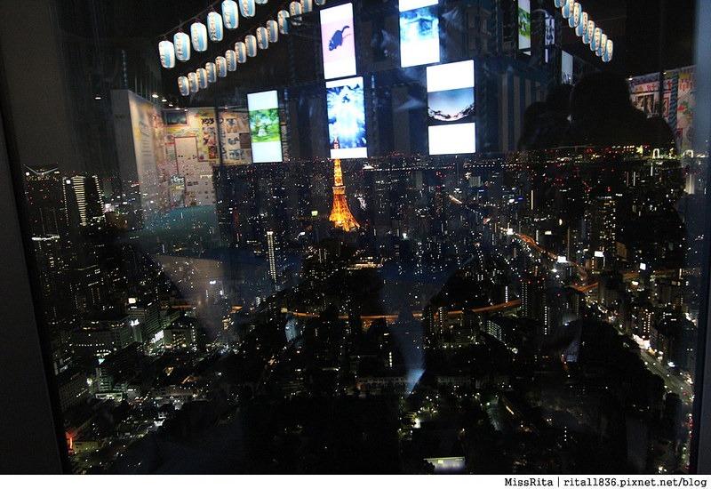日本東京 東京夜景 六本木之丘 六本木Hills 六本木夜景 Tokyo city view 六本木大道 東京聖誕點燈 2014東京點燈2