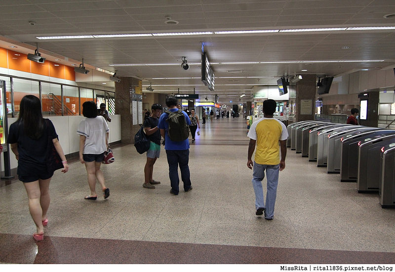 新加坡地標 新加坡好玩 魚尾獅公園 merlion park 新加坡地鐵2
