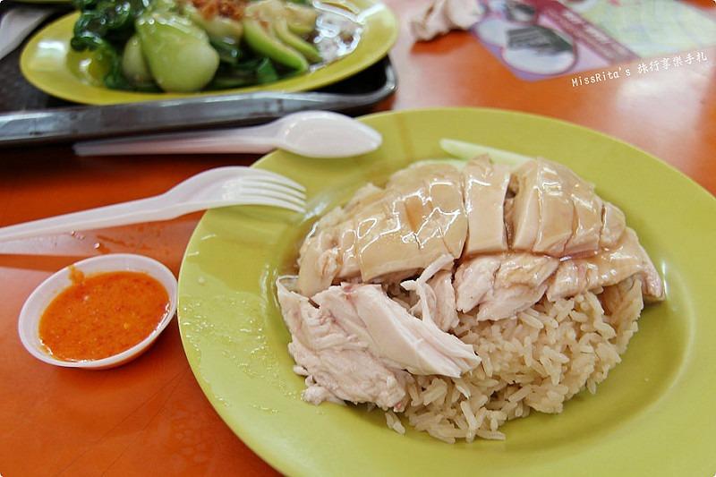 新加坡好吃 新加坡海南雞飯 天天海南雞飯 麥士威熟食中心 maxwell food centre Singapore hainan chicken rice 興興海南雞飯0