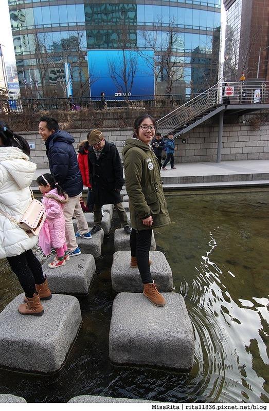 韓國自由行 韓國景點 韓國清溪川 清溪川 韓國東大門清溪川 首爾景點 東大門景點19