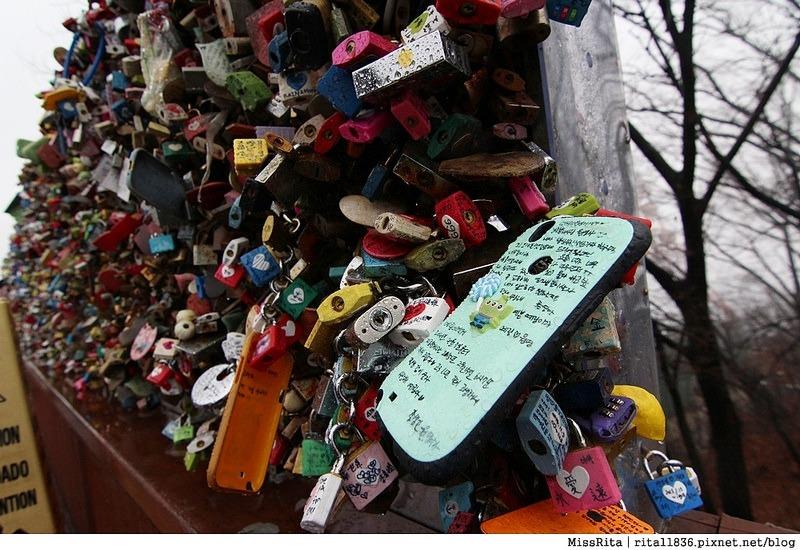 韓國景點 南山塔 來自星星的你 來自星星的你場景 N首爾塔 n首爾塔愛情鎖 愛情鎖橋 全球愛情鎖 韓國愛情鎖牆 韓劇景點 N Seoul Tower 南山纜車浪漫攻頂 roof terrace 愛的鑰匙鎖20