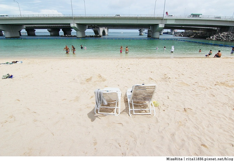 沖繩景點 那霸景點 沖繩海灘 波之上海灘 波之上神宮 那霸海灘 沖繩玩水 波の上ビーチ 波上宮7