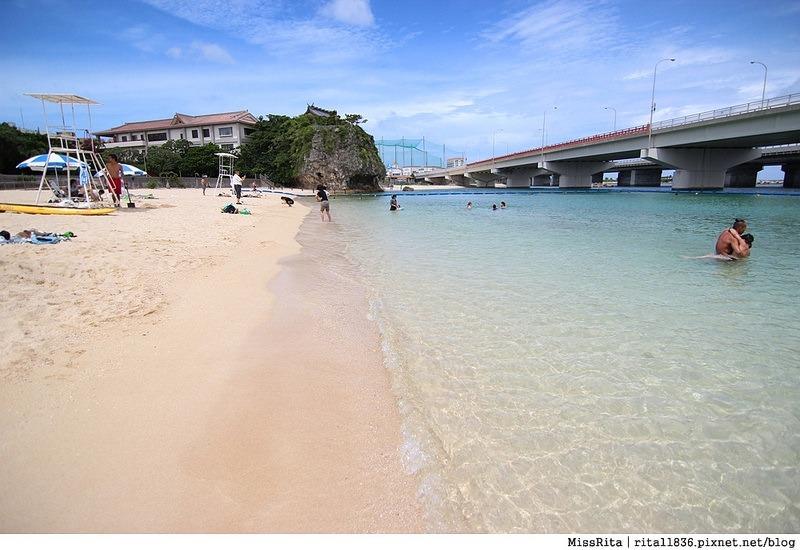 沖繩景點 那霸景點 沖繩海灘 波之上海灘 波之上神宮 那霸海灘 沖繩玩水 波の上ビーチ 波上宮15