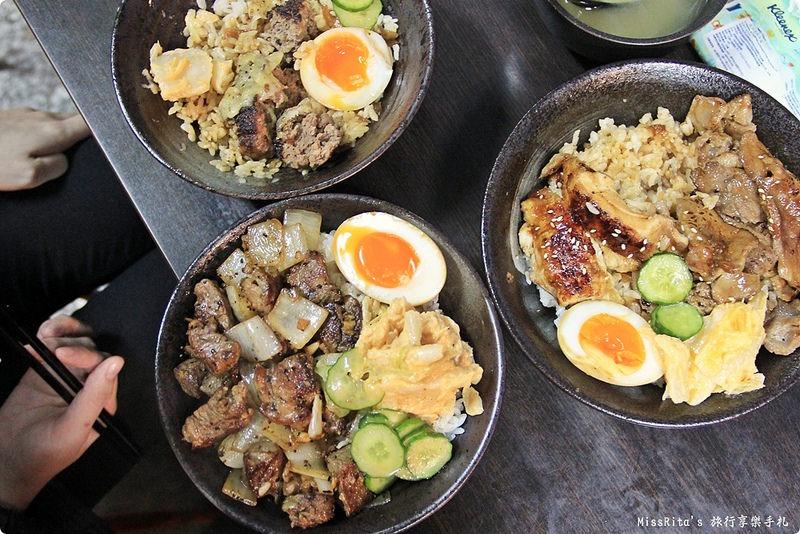台中深夜食堂 台中火車站美食 台中好吃 台中日式 飯飯 台中燒肉飯 易之味手工泡菜 台中平價美食0