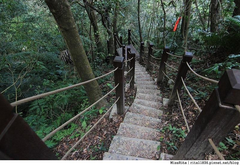 望古瀑布 平溪秘境 平溪線景點 望古車站 望古瀑布群 台灣瀑布 望古瀑布步道6