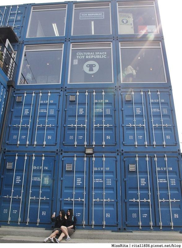 首爾景點 藍色貨櫃屋 common ground 首爾建大 建大捷運站 首爾潮流 2016韓國景點 韓國團體 韓國自由行 世界最大貨櫃屋商城 建大貨櫃屋商場 MARKET GROUND 25