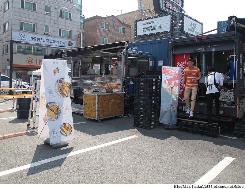 首爾景點 藍色貨櫃屋 common ground 首爾建大 建大捷運站 首爾潮流 2016韓國景點 韓國團體 韓國自由行 世界最大貨櫃屋商城 建大貨櫃屋商場 MARKET GROUND 13