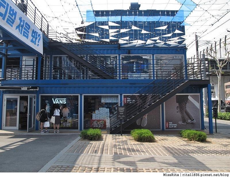 首爾景點 藍色貨櫃屋 common ground 首爾建大 建大捷運站 首爾潮流 2016韓國景點 韓國團體 韓國自由行 世界最大貨櫃屋商城 建大貨櫃屋商場 MARKET GROUND 10