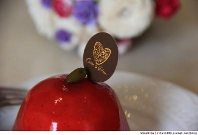 金心盈福 Cuore D'oro法義甜點 台中法式甜點 台中甜點 台中下午茶 台中推薦甜點 義式冰淇淋13