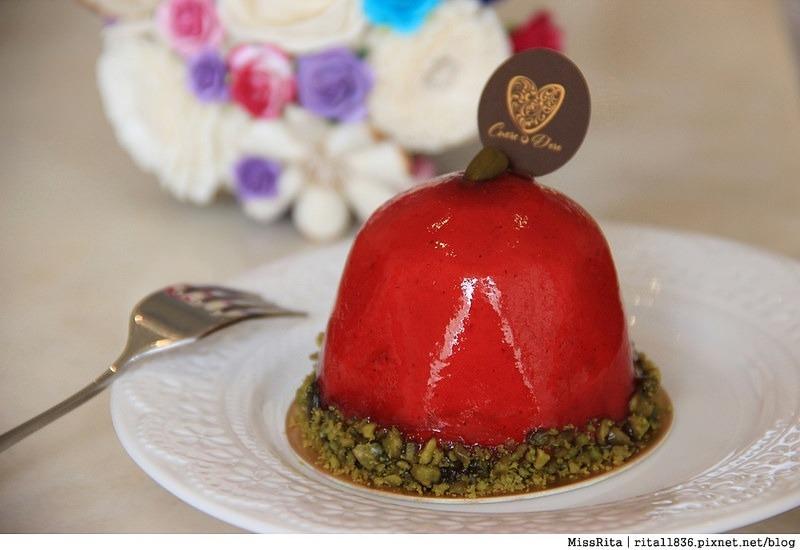 金心盈福 Cuore D'oro法義甜點 台中法式甜點 台中甜點 台中下午茶 台中推薦甜點 義式冰淇淋11
