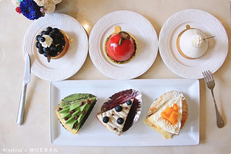 金心盈福 Cuore D'oro法義甜點 台中法式甜點 台中甜點 台中下午茶 台中推薦甜點 義式冰淇淋0