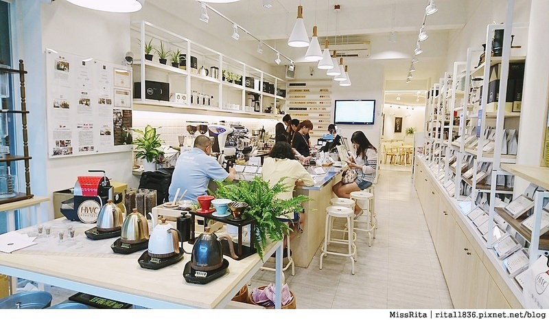 台中咖啡 台中黑沃咖啡 黑沃咖啡 HWC roasters 高工咖啡 世界冠軍咖啡 耶加雪菲 coffee 台中精品咖啡1
