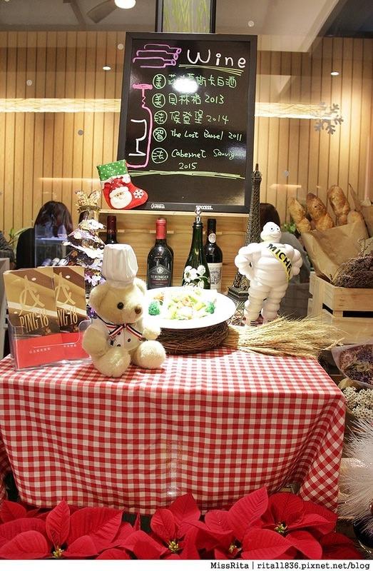 台中美食 台中日法料理 台中推薦 ping18 大墩十八街美食 ping18日法輕食 品十八 台中好吃 台中聖誕 聖誕美食6