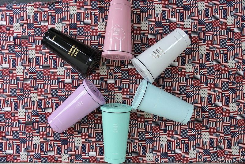 DreamKiss 甜言夢語 不鏽鋼杯 自備杯子優惠 不鏽鋼吸管 隨手杯 棉花糖杯 棉花糖吸管杯 吸管刷 304不鏽鋼12