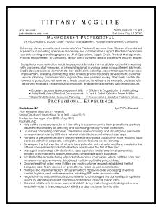 Miss Resume Writes Logistics Resumes