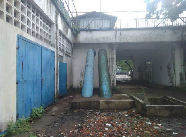 Source of raw water are from north of Bandung and south of Bandung