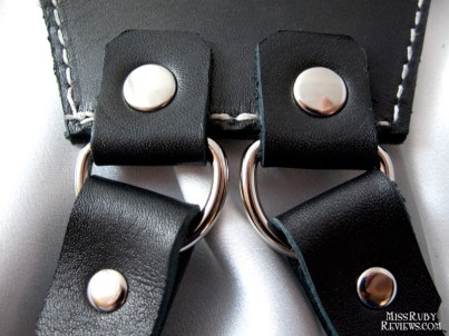 Kinky Monkey Black Harness
