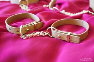 Bijoux Indiscrets Maze Choker, Wrist & Ankle Cuffs 14