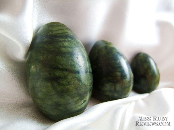 Rose Rees Jade Eggs