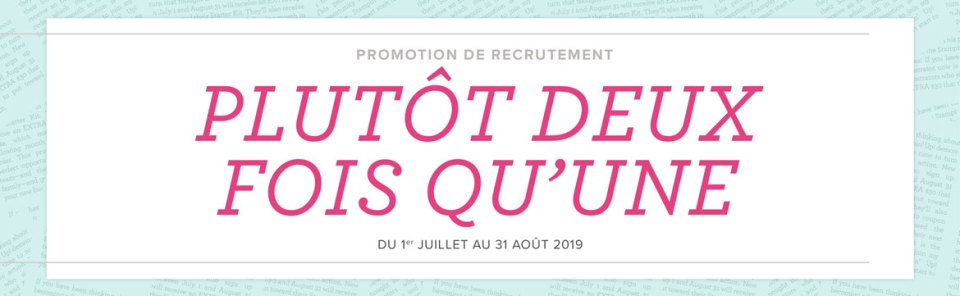 promotion recrutement
