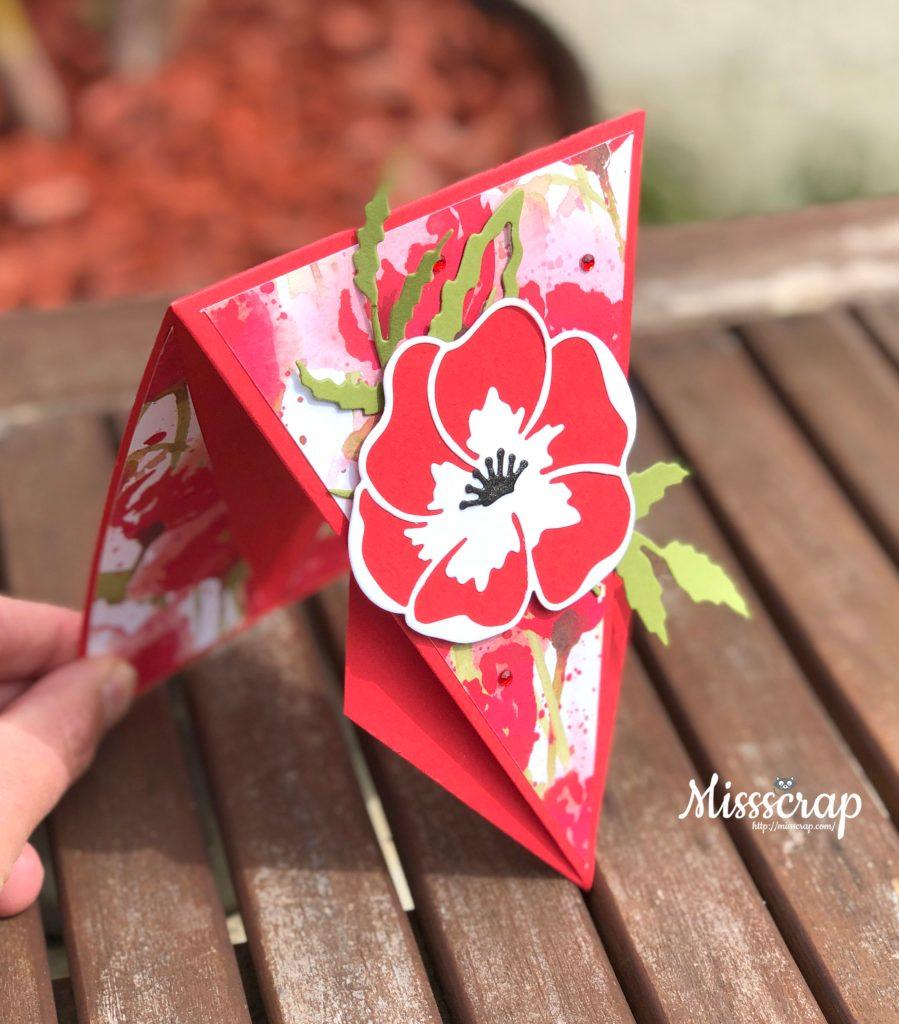 arrow card