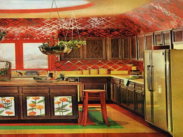 1970s Interior Design Missshitsville