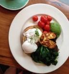Two Birds breakfast