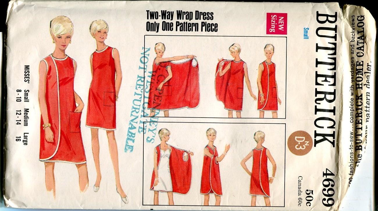 fec889442c80e Vintage Dress Sewing Patterns Free Download