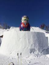 Photo credit: Stef Cerwenka on FIS Snowboard FB