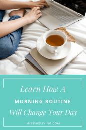 Learn How A Morning Routine Will Change Your Day