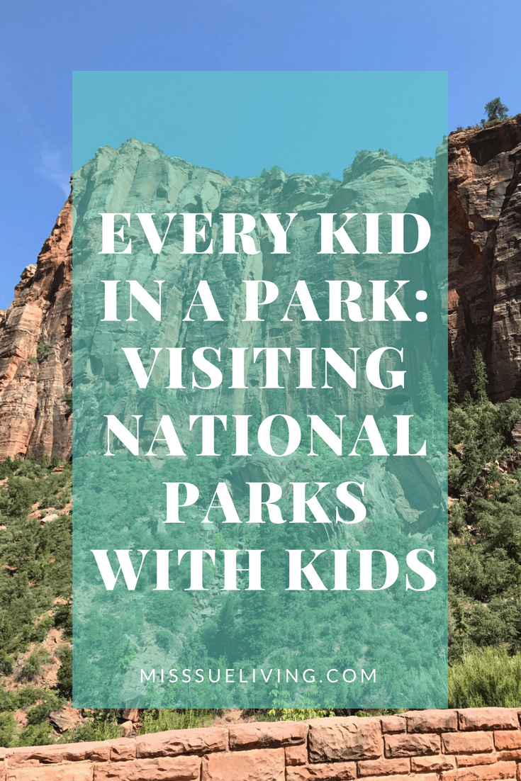 Every Kid in a Park: Visiting National Parks with Kids, national parks, camping with kids, road trip with kids