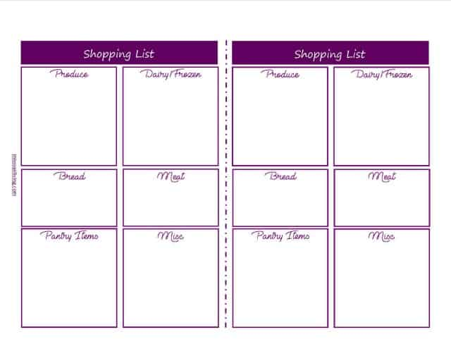 What to Make for Dinner in September, meal plan, menu plan, menu printable,meal planning