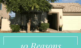 10 Reasons I love The Home I'm In