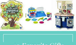 10 Favorite Gifts to Give Preschoolers