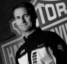 Xavier Crépet, Harley-Davidson