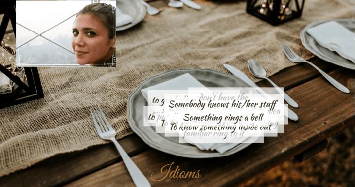 10 Advanced Idioms / 10 Идиома за Ниво Напреднали