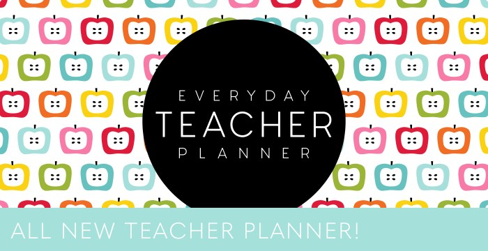 Teacher Planner + 3 NEW Printable Planner Freebies