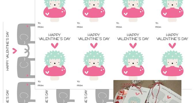 Last minute Valentine cards FREEBIE :)
