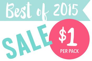 Best of 2015 $1 Sale