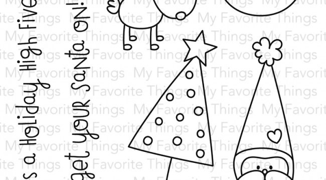 Christmas Cuteness Stamps & Dies for My Favorite Things – mftstamps.com