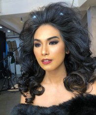 BEHIND THE SCENE IMAGES OF QUEEN GLOBAL'S FIRST OFFICIAL SHOOT COMMISSIONED BY ME FOR MISS TRANS GLOBAL ORGANISATION! These images are free to use by anyone in good faith, for educational purpose, articles, LGBTIQ, pageantry, activism, and transgender awareness. Makeup: Ray Bien Maglozo Hair: Keigh Dones Stylist: Omar Sali✨ Special Thanks Ahleks Fusilero