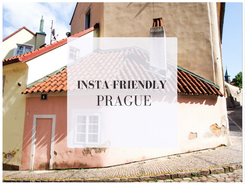 THE MOST INSTA FRIENDLY SPOTS IN PRAGUE