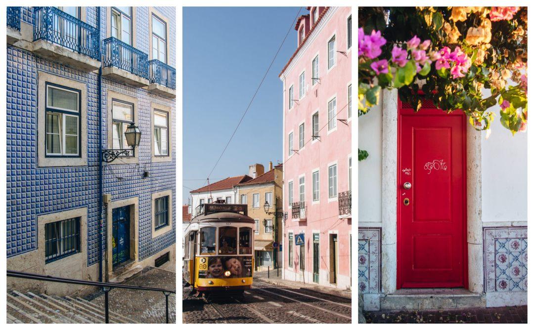 Alfama , Lisbon