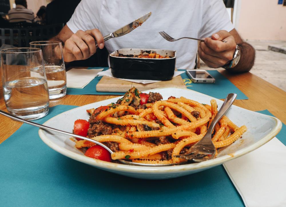 Pasta and Svasta restaurant, Zadar