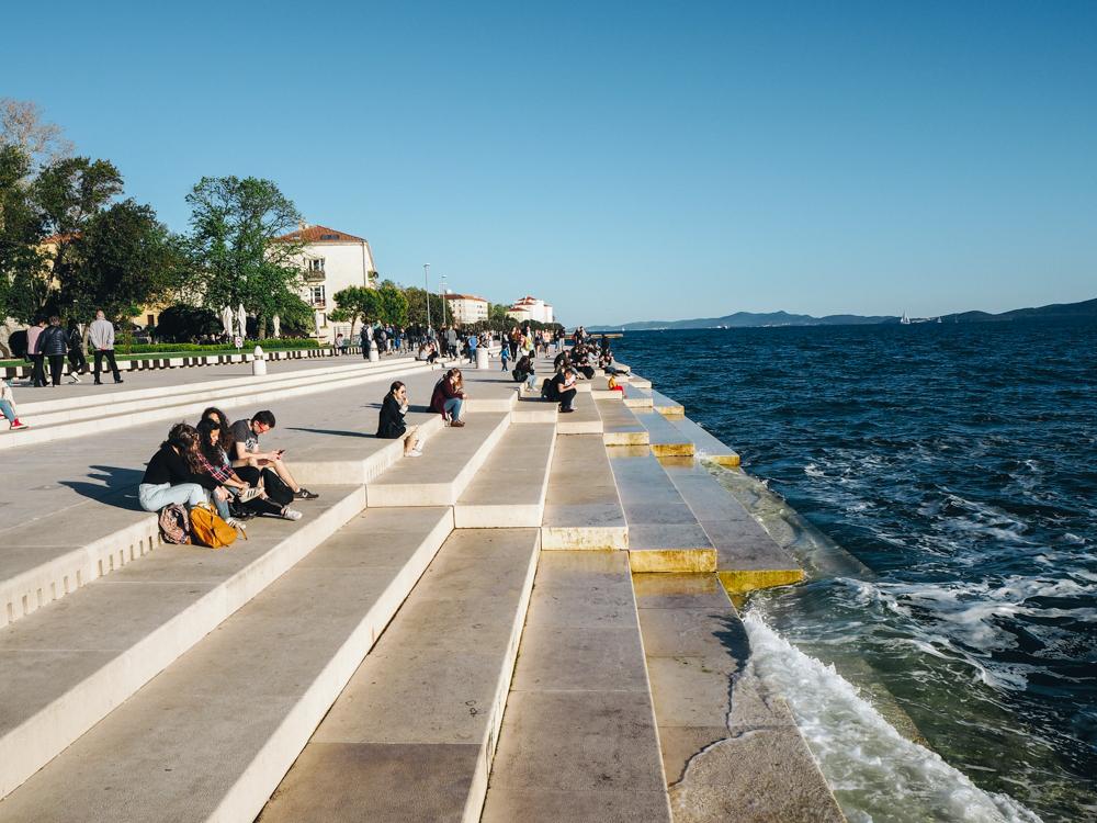 Sea Organ, Zadar